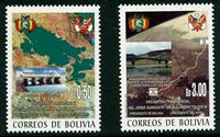 Bolivia - YT 1118/9