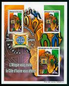 Cote d' Ivoire - YT BF35
