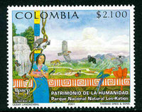 Colombie - YT 1149