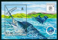 Solomon Island - YT BL53