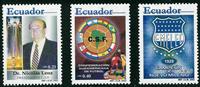 Ecuador - YT 1627/9