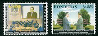 Honduras - YT 1004/5