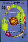 Santo Tomé y Príncipe - YT BF173B