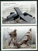 Canada - YT 1947/8