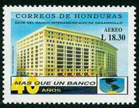 Honduras - YT 997