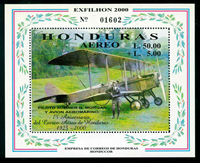 Honduras - YT BF62