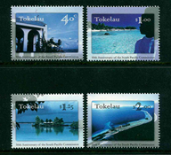 Tokelau - YT 245A/D