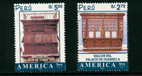 Peru - YT 1303/4