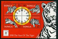 Tonga - YT Mi.BL32
