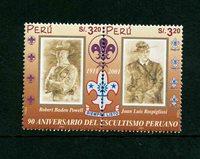 Peru - YT 1309/0