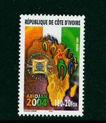 Ivory Coast Abidjan 2004 - YT