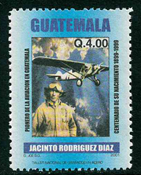 Guatemala - YT 477