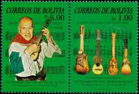 Bolivia - YT 1110/1