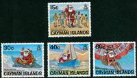 Cayman Islands - YT 896/9