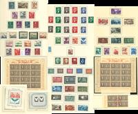 Switzerland - Collection 1938-1976
