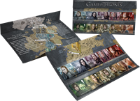 England - Game of Thrones - Flot souvenirmappe