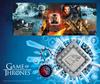 England - Game of Thrones - Møntbrev med miniark og særmønt