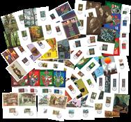 Liechtenstein - Maxikort samling