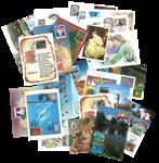 MAKSIMI-kortteja - 50 erilaista