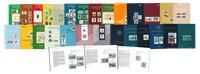 Allemagne de l'Ouest - Livres annuels 1974-2000