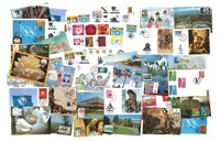 FN alle områder - 200 maxikort