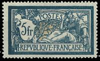 Frankrig 1900 - YT 123 - Ubrugt