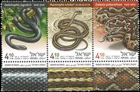 Israel - Slanger - Postfrisk sæt 3v