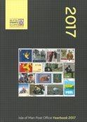 Île de Man - Livre annuel 2017 - Livre Annuel