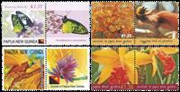 Papua Ny Guinea - Personaliseret frimærke k1,35 - Postfrisk K 1,35