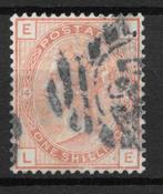 Englanti 1880 - AFA 64 - leimattu