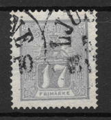 Sweden 1862 - AFA 15a - Cancelled