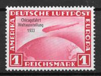 German Reich 1933 - AFA 491 - Unused