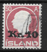 Iceland 1926 - AFA 119 - Cancelled