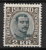 Iceland 1920 - AFA 97 - Unused