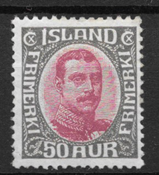 Iceland 1920 - AFA 95 - Unused