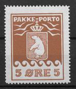 Grönlanti 1915 - AFA 6 - Käyttämätön liimakkeella