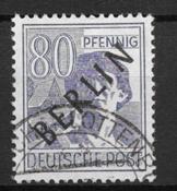 Berlin 1948 - AFA 15 - Cancelled