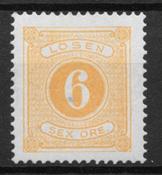 Sweden 1874 - AFA Po 4 - Unused