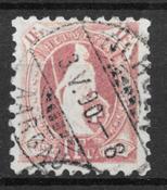 Switzerland 1888 - AFA 85 - Cancelled