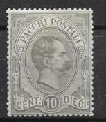 Italy 1884 - AFA PPM 1 - Unused