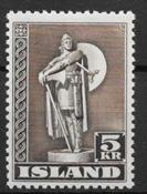 Iceland 1947 - AFA 231B - Unused