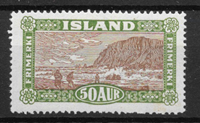 Iceland 1925 - AFA 118 - Unused