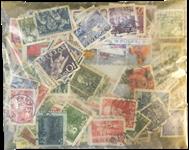 Sverige - 600 forskellige frimærker