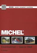 Michel-luettelo RAUTATIE-aiheisista postimerkeistä  - 2017