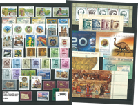 Ungarn - årgang  2000 - Postfrisk