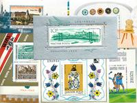 Hongrie - 31 blocs-feuillets diff. neufs