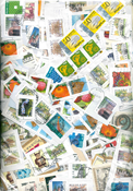 Polonia - francobolli a peso - 1 Kg