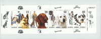Cyprus - Booklet CEPT with dogs, unfolded