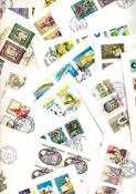 Liechtenstein - Lot de doublons d'enveloppes 1er jour