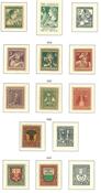 Switzerland - Collection 1907-1964